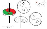 yin yang giro design drawings