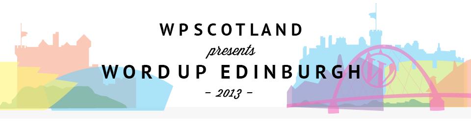 WPScotland 2013